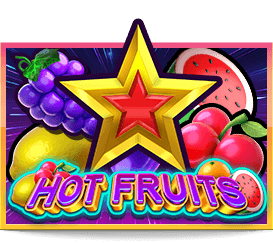 สล็อต Hot Fruits