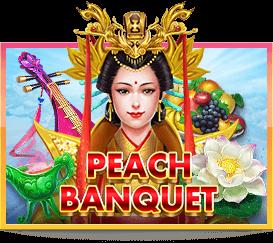 สล็อต Peach Banquet