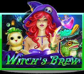 สล็อต Witchs Brew